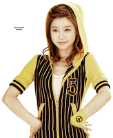 [PNG] GIRL'S DAY - Sojin by fybebeth1996