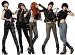 [PNG] 4minute_003