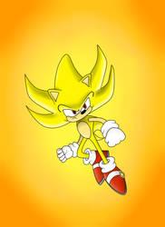 Super Sonic - remade by Doidero