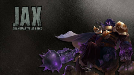 Jax Wallpaper by Doidero