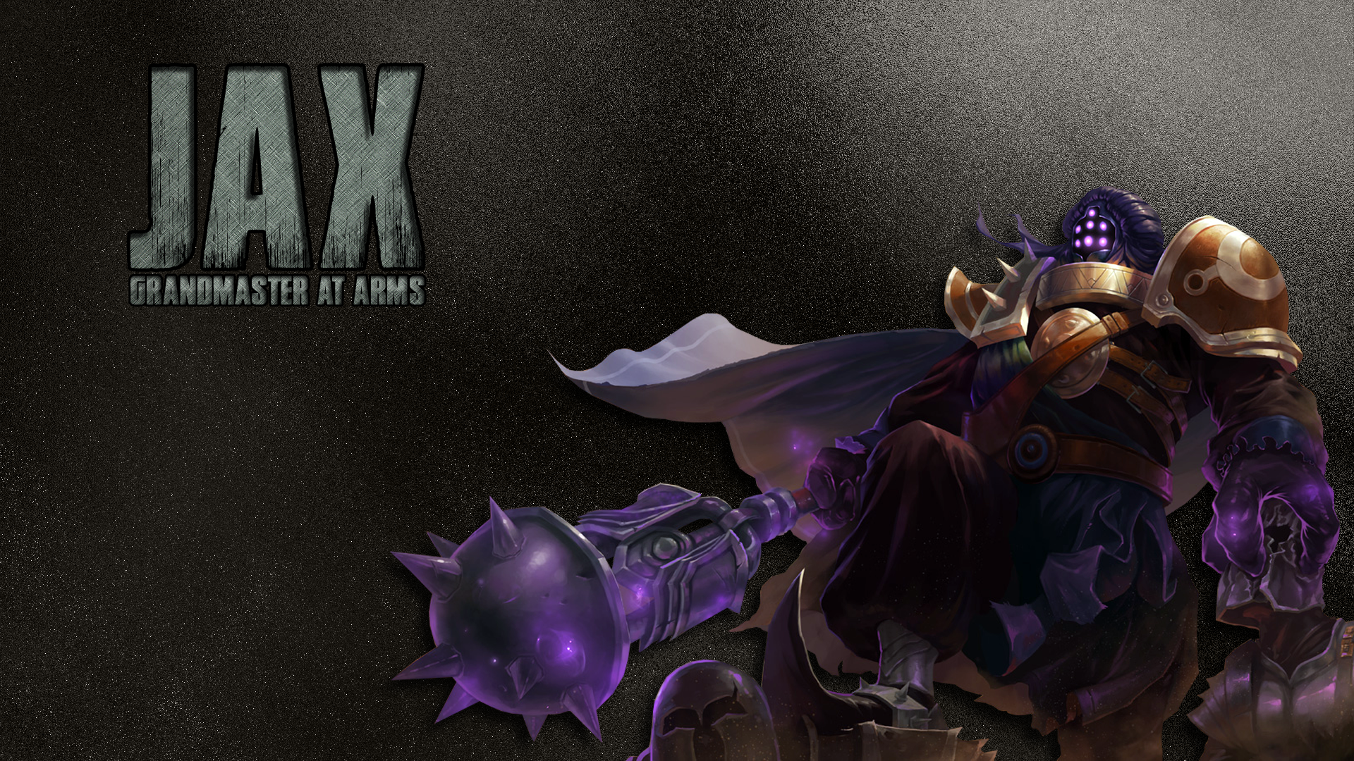 Jax Wallpaper