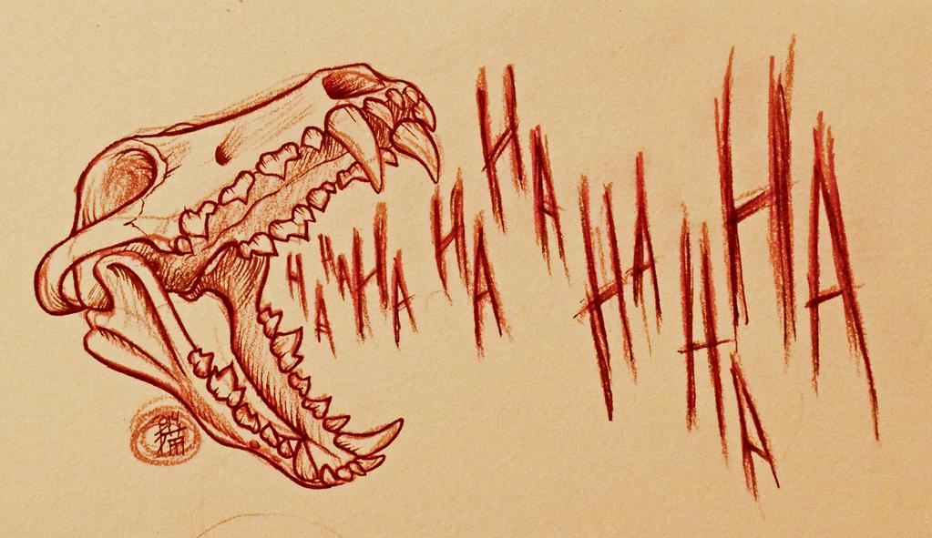 Laughter by littlebakeneko