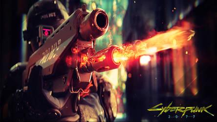 Cyberpunk 2077 wallpaper01