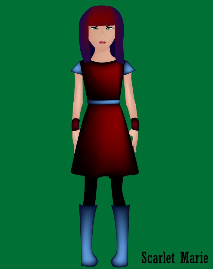 Scarlet Marie design by Scarletmarie16