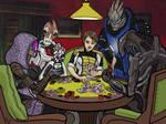 Skyllian-Five Poker