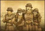 NCR Troopers