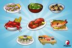 Sea Food Items