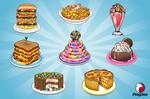 Junk Food Items