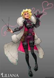 Overwatch Liliana