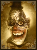 clown 2 by wagnerf