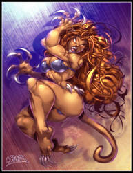 tigra by wagnerf