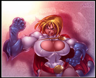 powergirl 3 by wagnerf