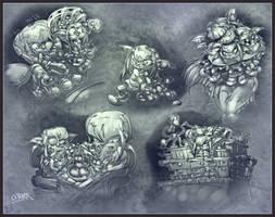 Massy Sketches 5