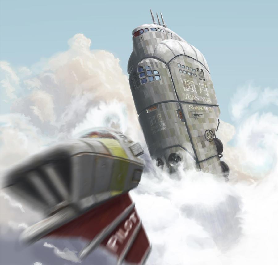 Pilot by AiTuDou