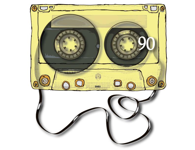 Cassette Tape by Ph33lix on DeviantArt