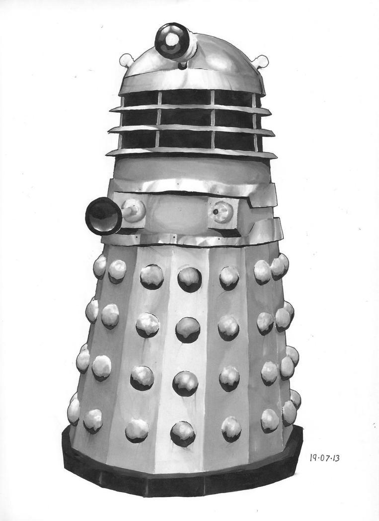 White Dalek