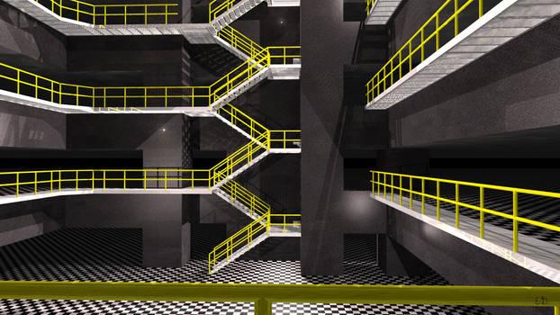 Underground Industrial Levels
