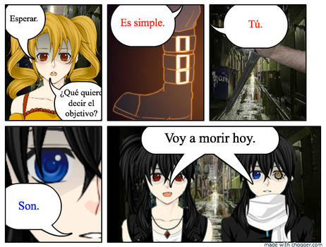 Let's Play a Game: Page 17 (In Spanish)