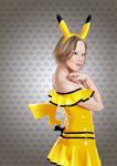 Pikachu - Yellow