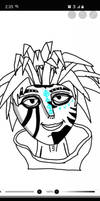 new twili character wip