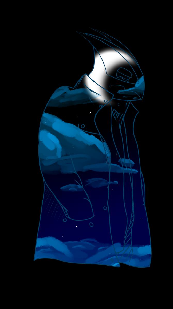 Worries in night by MrAdamPL