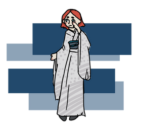 Lulu Kimono Outfit