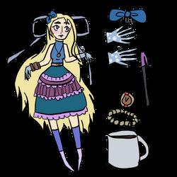Character Design: Lilli