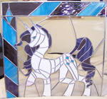 Rarity Stained Glass Window