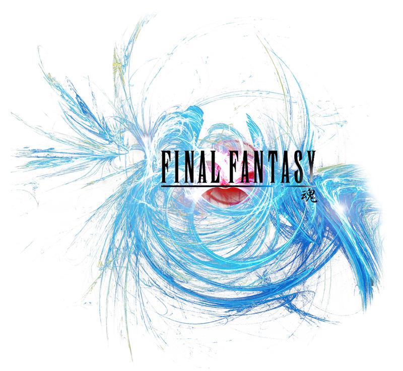 Final fantasy logo art - photo#28