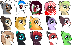Stare Requests 01 by Truucey