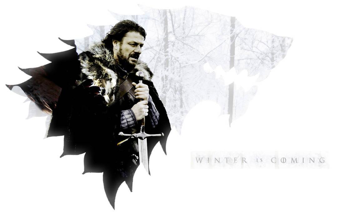 Game Of Thrones House Stark Wallpaper By Berserkedpunk On Deviantart
