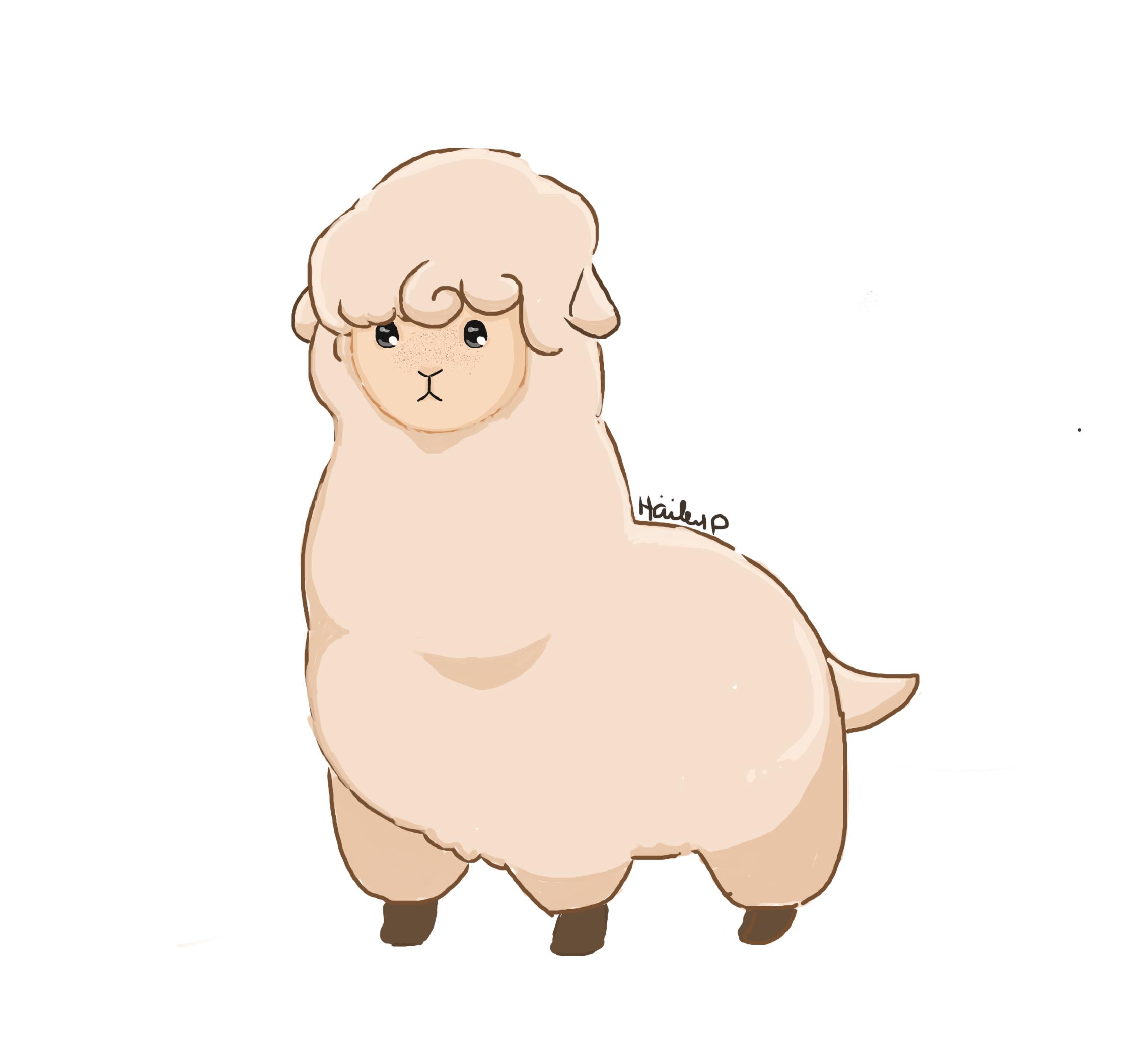 Alpaca~ by berserkedpunk on deviantART