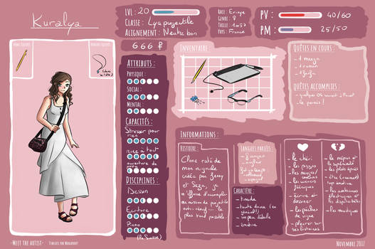 Meet the artist - Kuralya