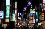 Nightout in Shibuya