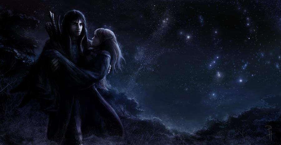 Night's Hunter by queenofeagles