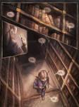 Short comic: size matters - page 1