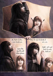 Short comic: size matters - page 6