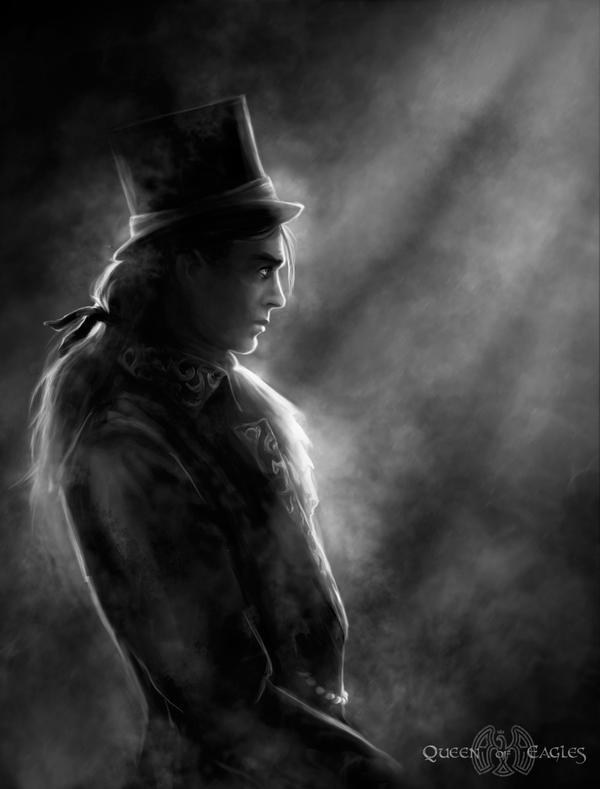 The gentleman by queenofeagles