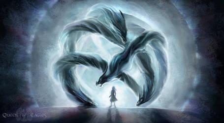 Dragonball by queenofeagles