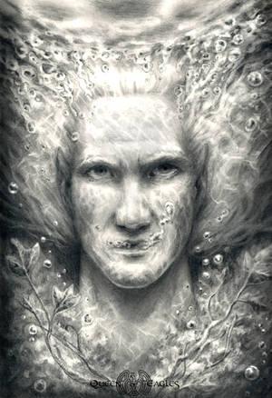 killing graphite pencils - Rain by queenofeagles
