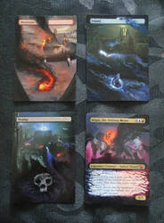 Magic: the Gathering alters - 1