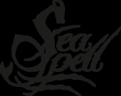 Sea Spell logo by queenofeagles on DeviantArt