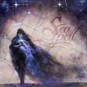 Sea Spell 'Orion' cd cover