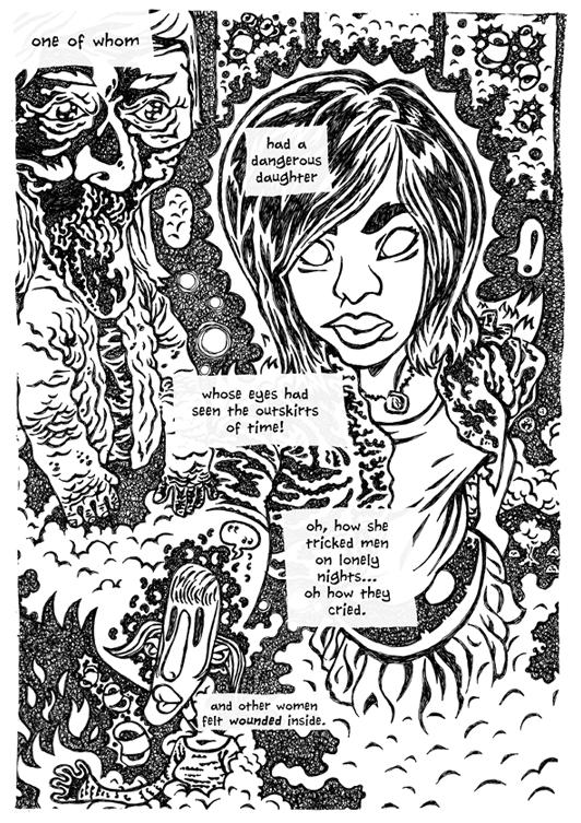Druid Fluid page five by yowassup