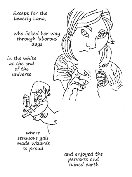 Druid Fluid page six by yowassup