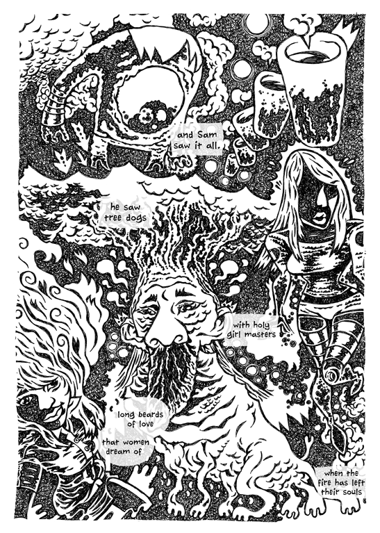Druid Fluid page seven by yowassup