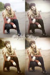 Slightly Vintage by efete-stock