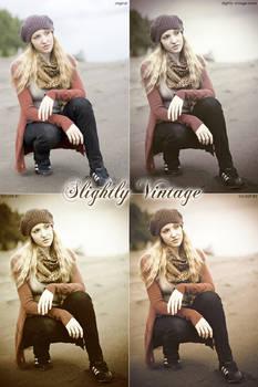 Slightly Vintage