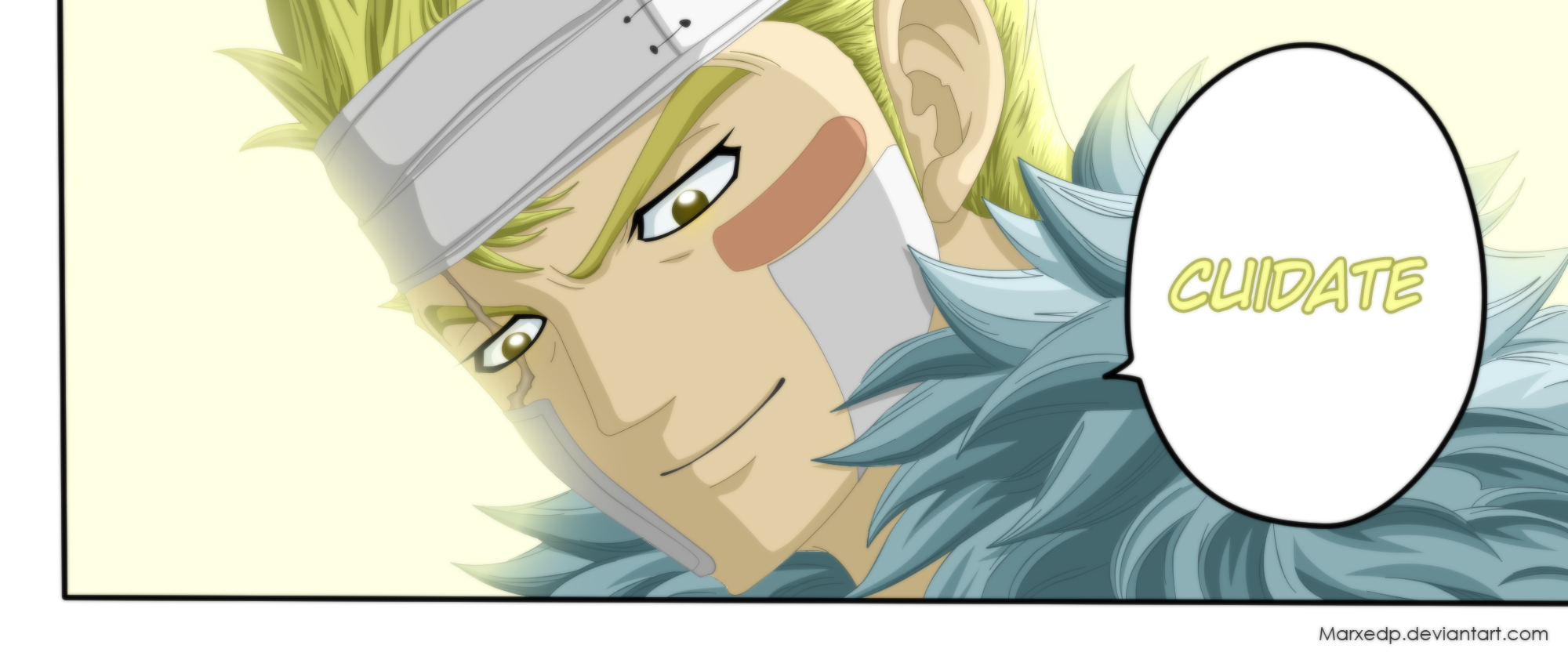 Laxus - Fairy Tail by MarxeDP on DeviantArt