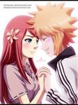 Minato and Kushina - Love For Ever